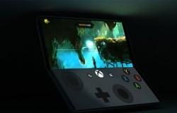 Microsoft Surface Andromeda Renders Envision Gaming And Laptop Modes For Dual Screen Portable