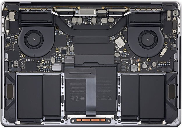 MacBook Pro Guts