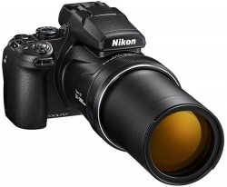 Nikon Coolpix P1000 Announced With Hulk Smashing 125x Superzoom Lens