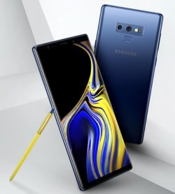 Samsung Galaxy Note 9 Leaks Again In New Press Renders And Real World Photos