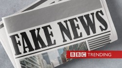 Fake news 'crowding out' real news
