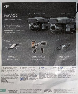 DJI Mavic 2 Pro Drone Leaks With Hasselblad Camera, 31-Minute Flight Time