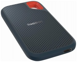 SanDisk Extreme Portable SSD: Compact, Rugged USB-C Storage