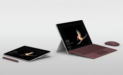 Microsoft Unveils Surface Go 10-Inch Tablet Starting At $399, Fanless And Light Windows 10 Device