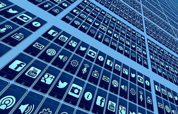 social media apps smartphone