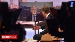 Corbyn floats plan for windfall tax on tech firms to fund journalism