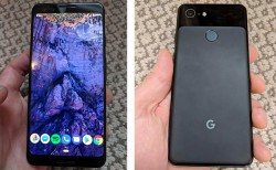 Google Pixel 3 Leaks Showing Its Notch-Less 5.5-inch Face And Dual Selfie Cams