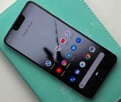Google Pixel 3 XL Rocks 1440x2960 Display, Battery Takes Slight Hit In Capacity