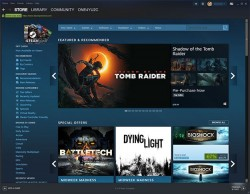 Valve's Steam Play Brings Windows Game Compatibility To Linux Via Vulkan