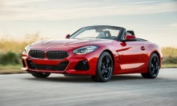 2019 BMW Z4 Roadster Debuts At Pebble Beach Packin' 340 Turbocharged Horses