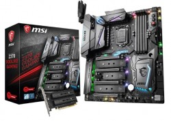 MSI Confirms 8-Core Intel Coffee Lake Support For Z370 Motherboards Via BIOS Update
