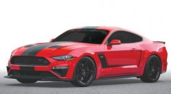 2019 Roush Stage 3 Mustang Packs 710 'Cars And Coffee' Destroying Horsepower