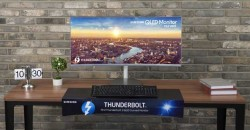 Samsung CJ79 QLED Curved Thunderbolt 3 Monitor Launches At IFA 2018