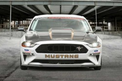 Ford's 50th Anniversary Mustang Cobra Jet Does The 1/4-Mile In 8.5 Seconds