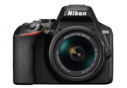 Nikon D3500 Compact Entry-Level DSLR Aims To Lure Newbie Photographers