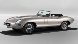 Jaguar All-Electric E-Type Classic EV With I-Pace Drivetrain To Enter Limited Production