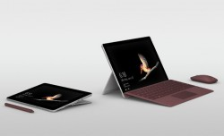 Intel Allegedly StrongARMed Microsoft Into Using Its Chips For Surface Go Tablet