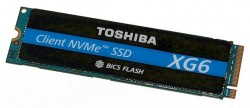 Toshiba XG6 NVMe SSD Review: BiCS Flash Puts Up 3GB/Sec Performance