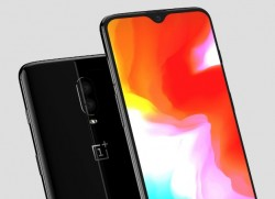 New OnePlus 6T Renders Confirm Tiny 'Teardrop' Notch And Dual Rear Cameras