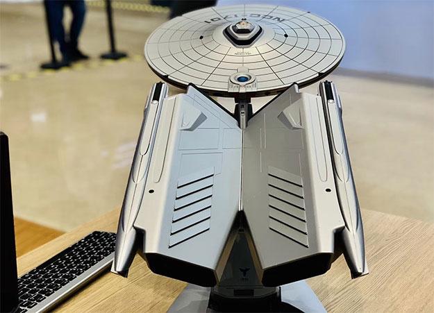 Lenovo USS Enterprise