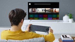 Logitech's K600 TV Wireless Keyboard Is Designed For Better Smart TV Control
