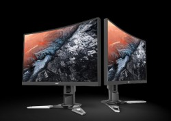 Acer Launches XZ1 Series 144Hz FreeSync WQHD HDR10 Curved Gaming Monitors