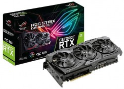 ASUS GeForce RTX 2080 ROG STRIX Gaming OC Review: Fast, Quiet, Pricey