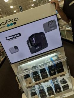 GoPro Hero 7 Camera Leaks Promising More Stable, Waterproof Action Footage