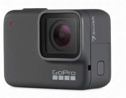 GoPro Airdrops Hero7 Black, White, and Silver Action Cams For Outdoorsy Crowd