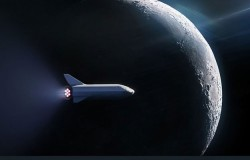 SpaceX To Fly A Private Passenger Around The Moon In Its Big Effin' Rocket