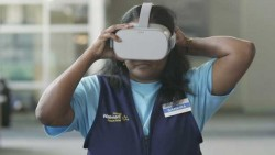 Walmart Leans On Oculus VR Go Headsets To Train Employees