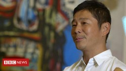 Yusaku Maezawa: Why I've bought a ticket to the Moon