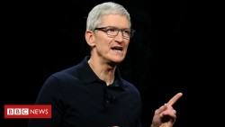 Apple boss Tim Cook praises GDPR and wants tough US privacy law