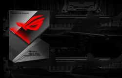 ASUS Launches ROG GeForce RTX NVLink With Aura Sync For 4K SLI Gaming Madness