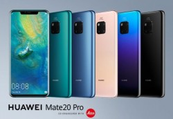 Despite Mate 20 Pro's Flagship Killer Specs, Huawei Has No Plans For U.S. Sales