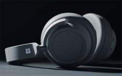 Microsoft's Sleek Surface Bluetooth Headphones Feature 8 Microphones And Cortana Integration