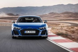 2019 Audi R8 Mid-Engine Supercar Adds More Power, Better Handling And Sharper Styling