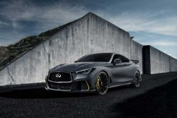 Infiniti's Project Black S Badass Prototype Coupe Built With Help Of Renault Sport F1 Team