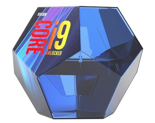 intel corei9 9900K packaging