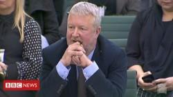 MPs' fury over Mark Zuckerberg 'no-show'