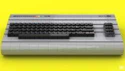 Dude Creates Awesome Lego Commodore 64, Now Vote For The Kit