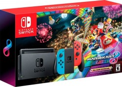 Here Are The Best Nintendo Switch Game Console Deals For Black Friday