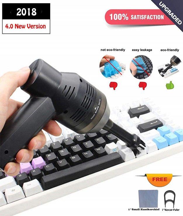 USB Keyboard Vacuum