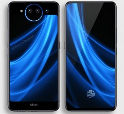 Vivo Nex 2 Bezel-Free Phone Rocks Dual Displays And Wicked LED Light Ring