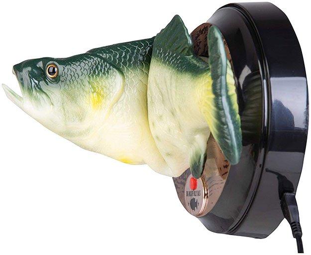 alexa big mouth billy bass side