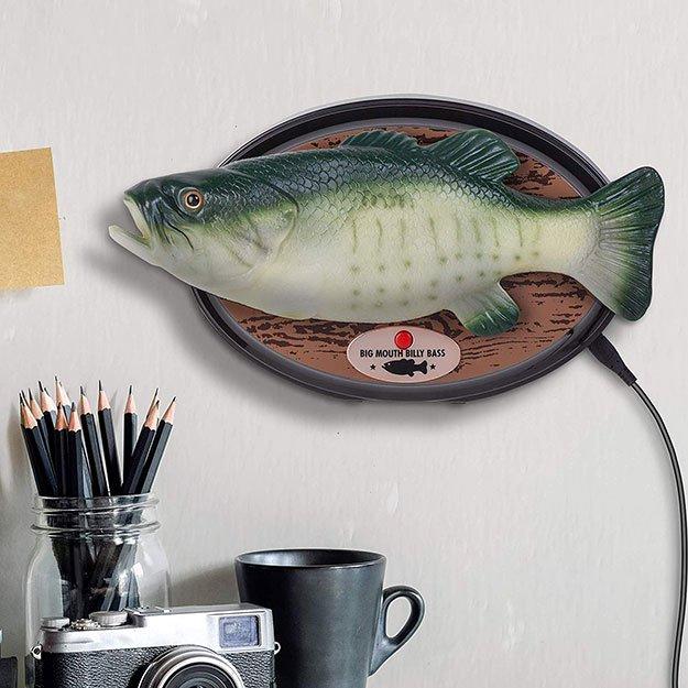 alexa big mouth billy bass