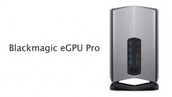 Blackmagic eGPU Pro Packing Radeon RX Vega 56 For Apple Macs Delayed