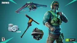 NVIDIA Announces GeForce GTX Bundles With Rare Fortnite Gear To Counter AMD Promos