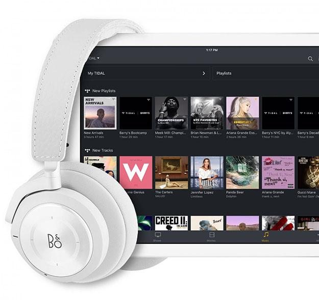 plex tidal ipad headphones