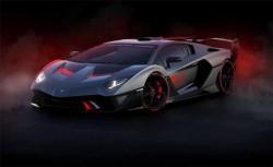 Lamborghini SC18 Alston Is A 778 HP Batmobile-Inspired Track Beast